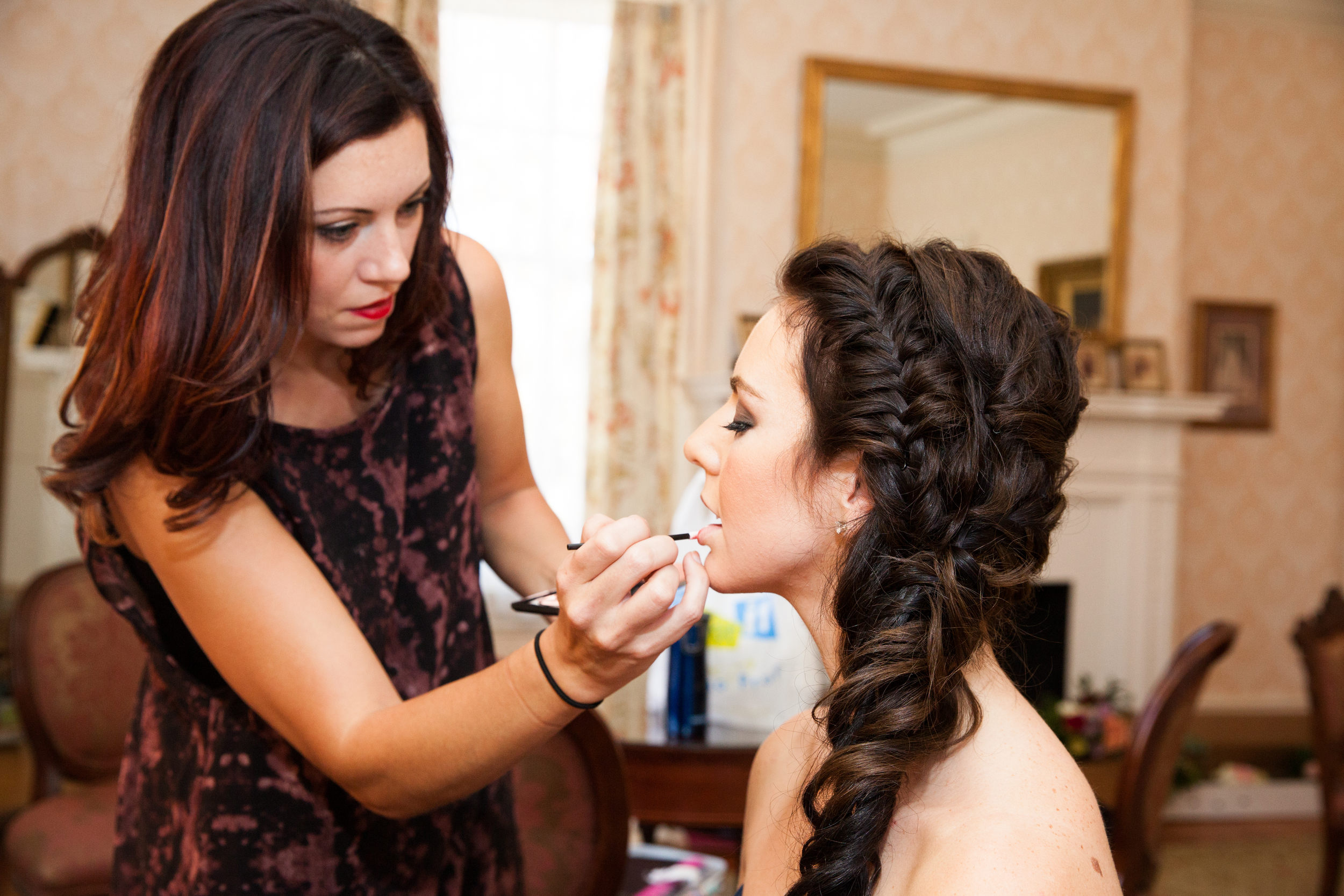 Nancy Caroline Bridal Styling  - New York and Philadelphia Hair and Makeup Artistry - http://www.nancycaroline.com