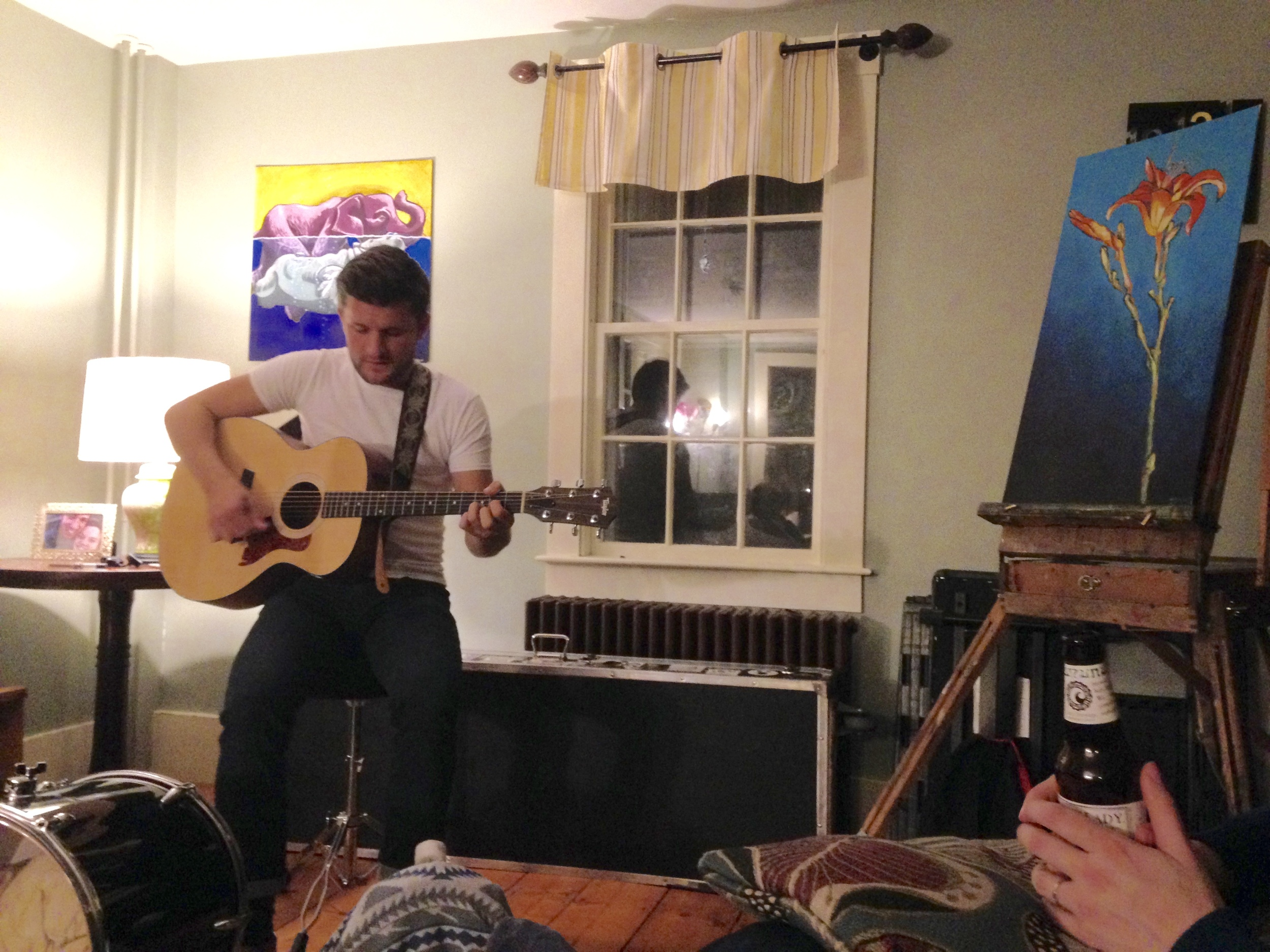 House Show w/Pocket Vinyl
