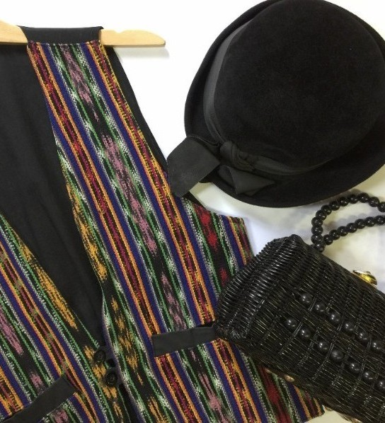 Vintage - Searching for a unique, one of a kind gift? BUY VINTAGE! (Sorry for yelling.) We have sweaters, dresses, skirts, jeans, decor, jewelry, art... Okay,we have a lot of vintage. From a classic denim jacket to a rainbow sequined blazer, we have something for every style.