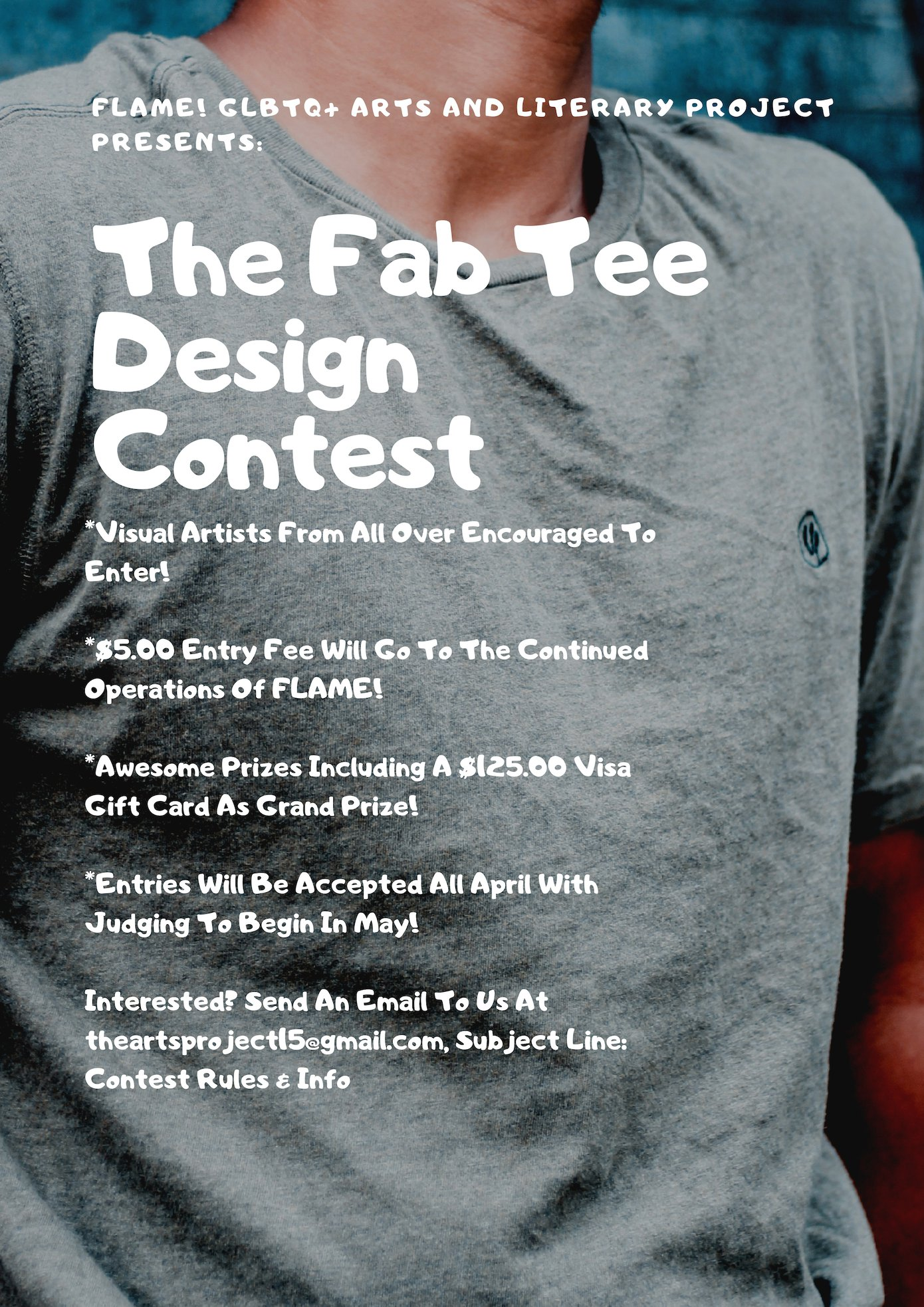 The Fab Tee Design - Good Afternoon, Everyone! I Present To You,