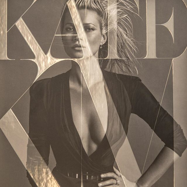 Kate Moss is one of the greats when it comes to coffee table reads.