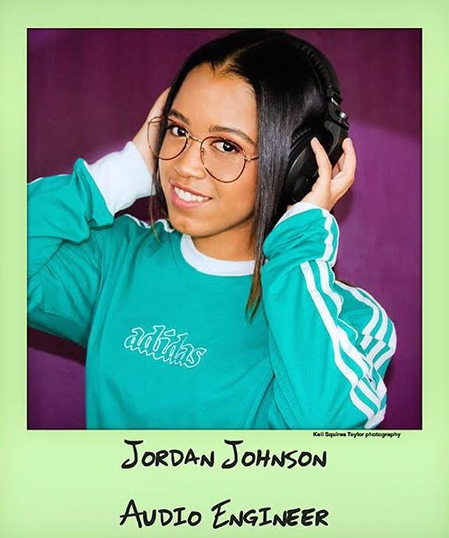 "New #brandingphotography  #businessheadshots of recent #graduate and adorable Jordan Johnson #audioengineer 🎧 🤩 ""An album is a whole universe, & the recording studio is a three-dimensional kind of art space that I can fill with sound."" - Bat for Lashes ✨ 🤩⚡️🎧🎼🎹🥁🎷🎺🎸🎯❤️🖤💚 #brandphotographer #brandingphotography #personalbrandphotographer #personalbrandcoach #personalbrandingtips #personalbrand #creativebusiness #professionalheadshots"