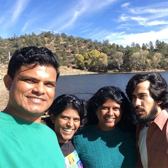 Making #arizona memories #lynxlake #reunion #siblings #seeyousoon