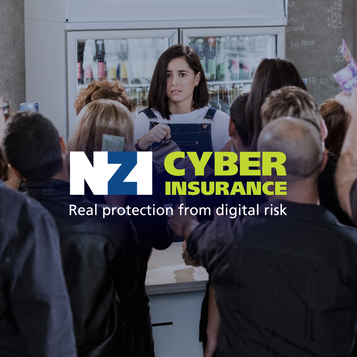 NZI Cyber Insurance   To launch their new range of cyber insurance products, NZI needed to show Kiwi business owners that cyber threats could cause just as much damage as the real world threats.
