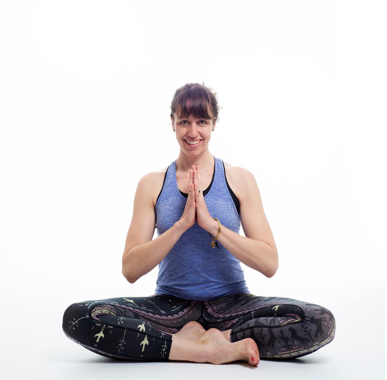 teaching pregnancy yoga -