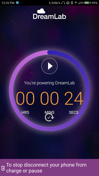Starting DreamLab