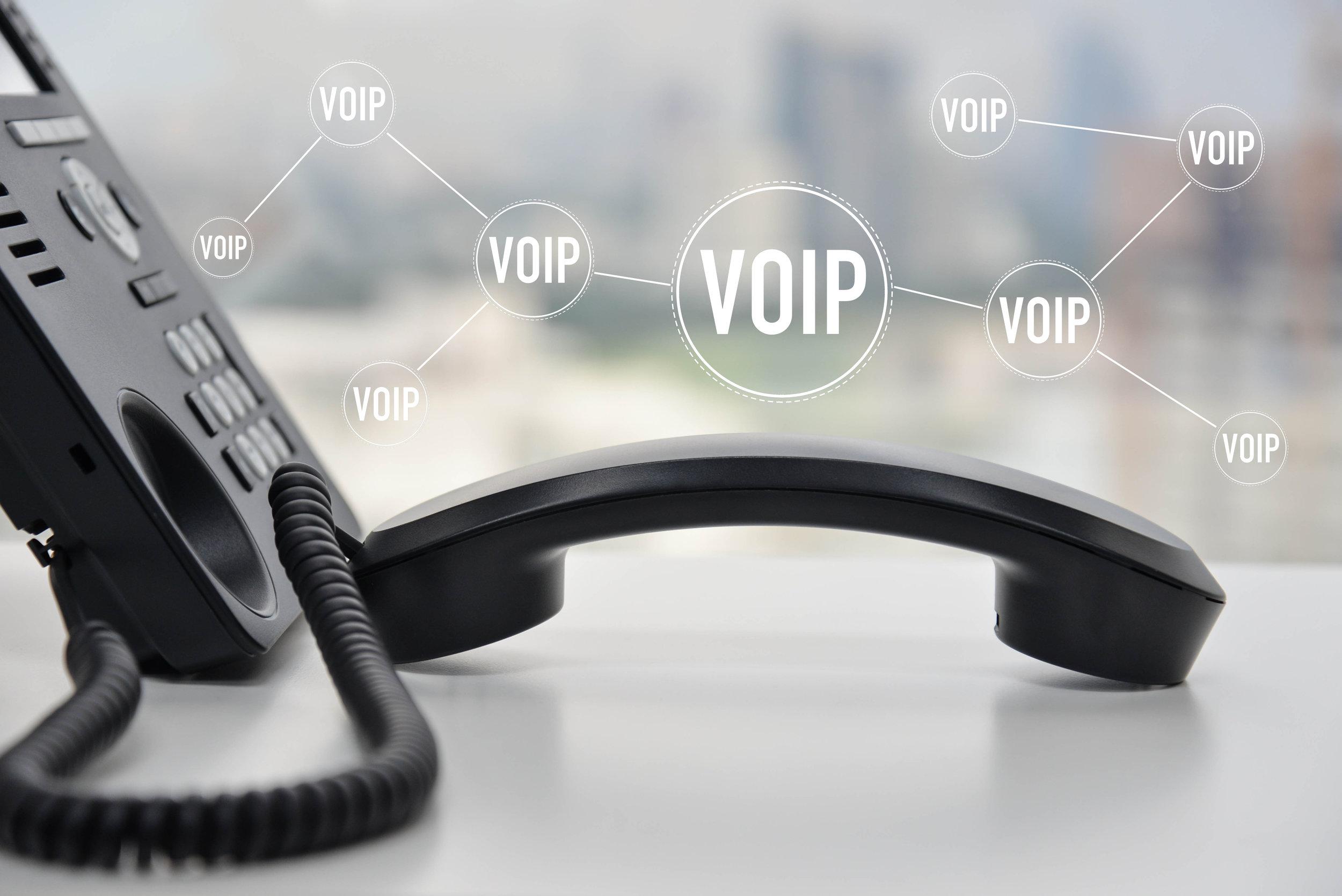 Voip Phone Handset