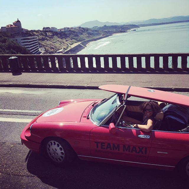 Everything for a sweet surfsession!!! ##IgepaTeamMaxi #exploreeurope #igepaexplore #paperandprint #rally2018 #igepa #AlfaRomeoSpider #alfaspider #onthewayto  #travelawesome #beautifuldestinations #hittheroad #streetlife #europetour #vacationroad #travelstories #travellove #roadbuddies #exploreeurope #adventureroad #europetour #traveleurope #ontheroad