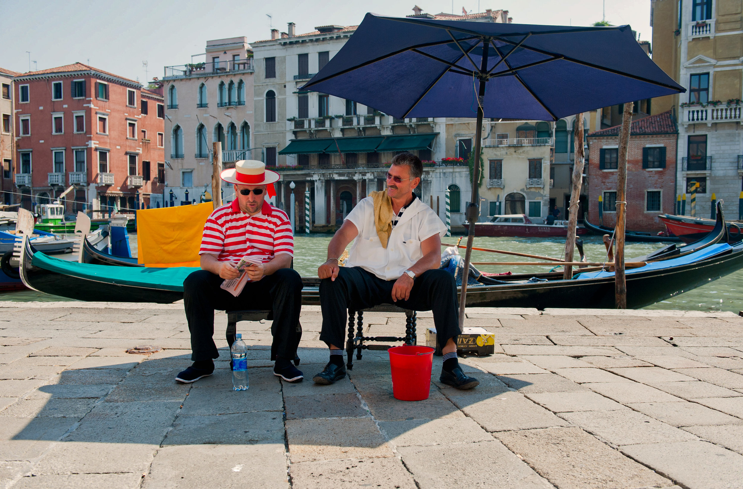 Copy of Italy : Dangerous Heat wave in the North of Italy