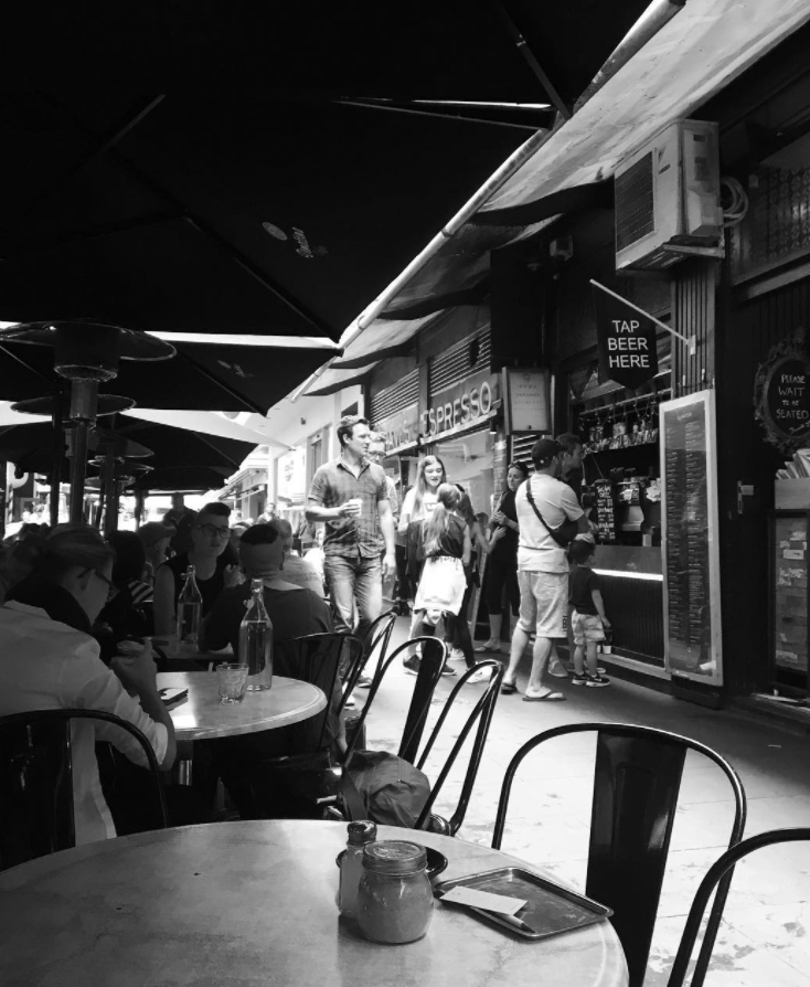 Our beloved laneway snapped by @capturedinfragments.png