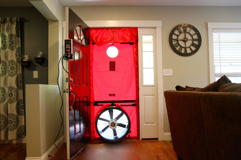 Wisconsin Blower Door System