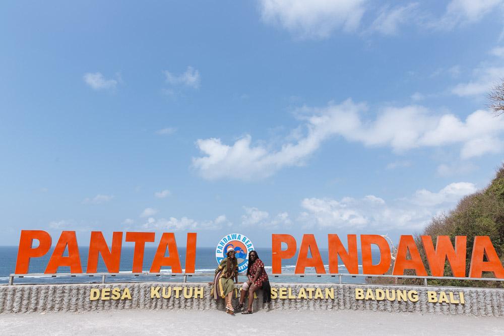 Pandawa Beach vibes.