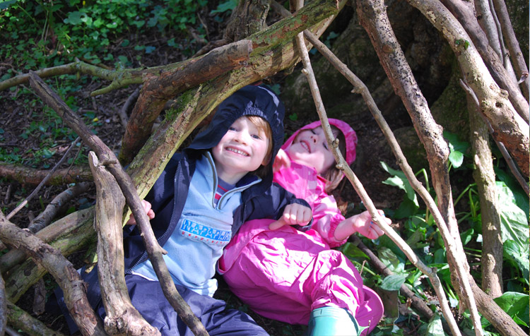 Toddler Forest School