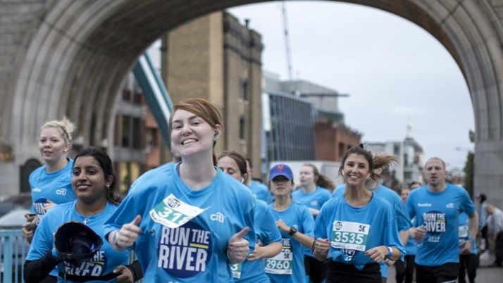 Run The river 2019 London.png