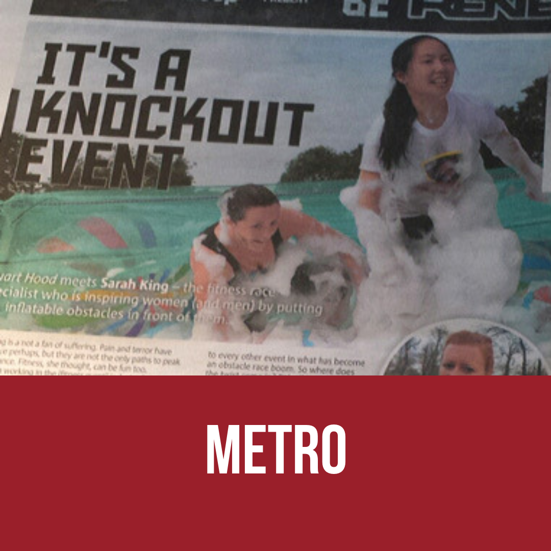 It´s a Knockout Event