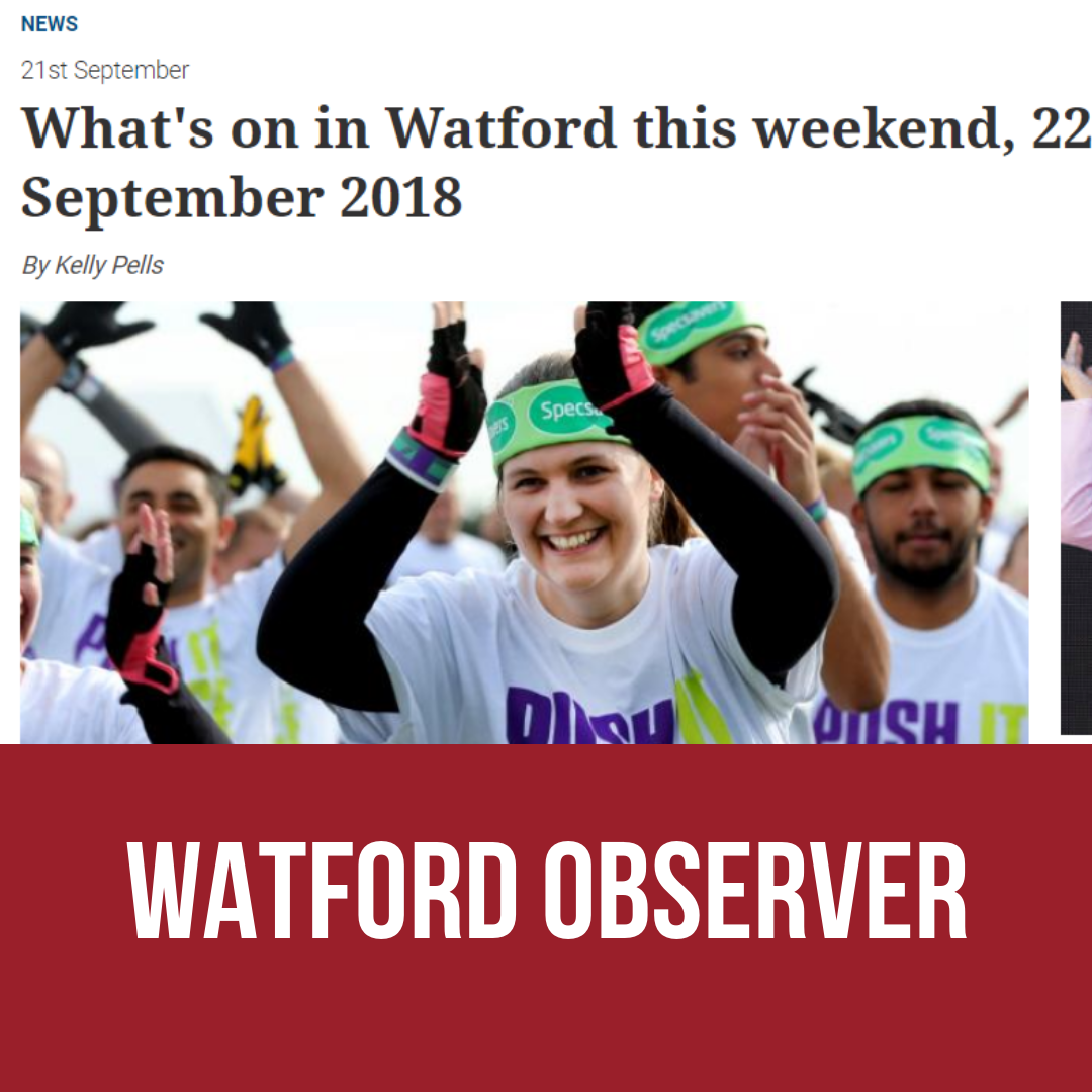 What´s on in Watford?