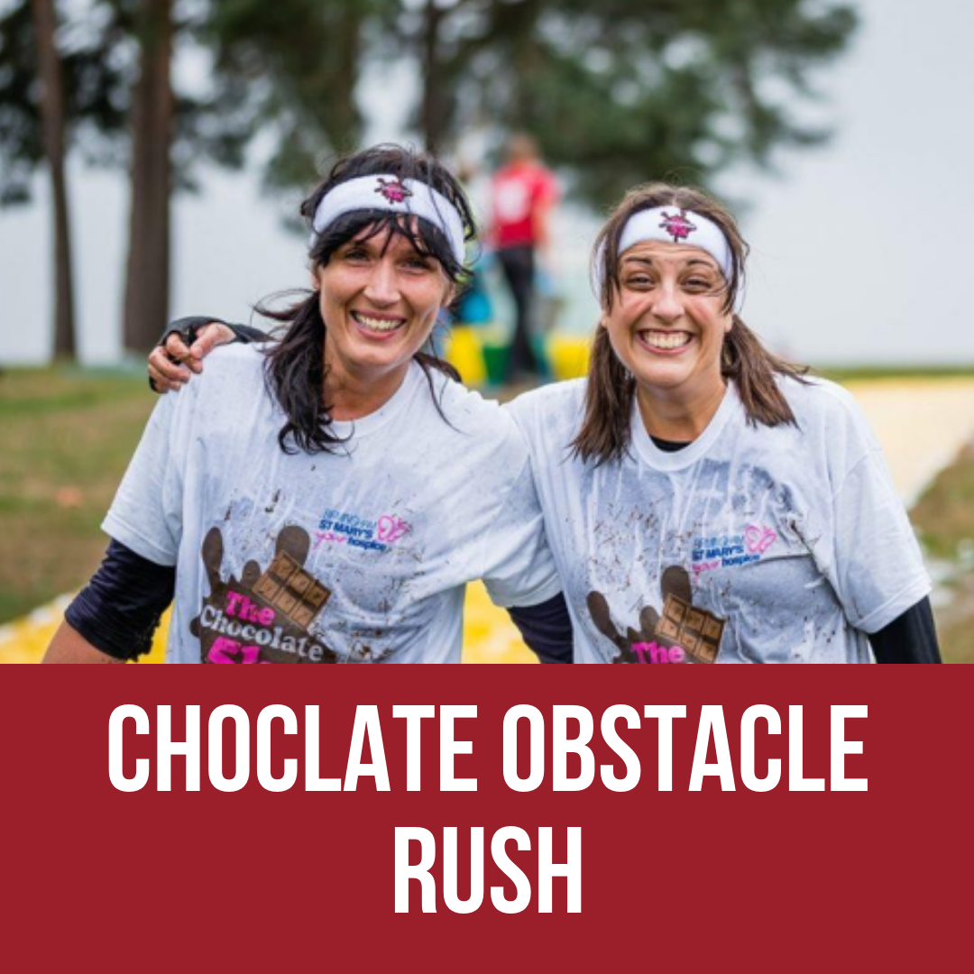 Chocolate Obstacle Rush