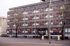 The third Red Herring Studios, Wellesley House, Waterloo Place