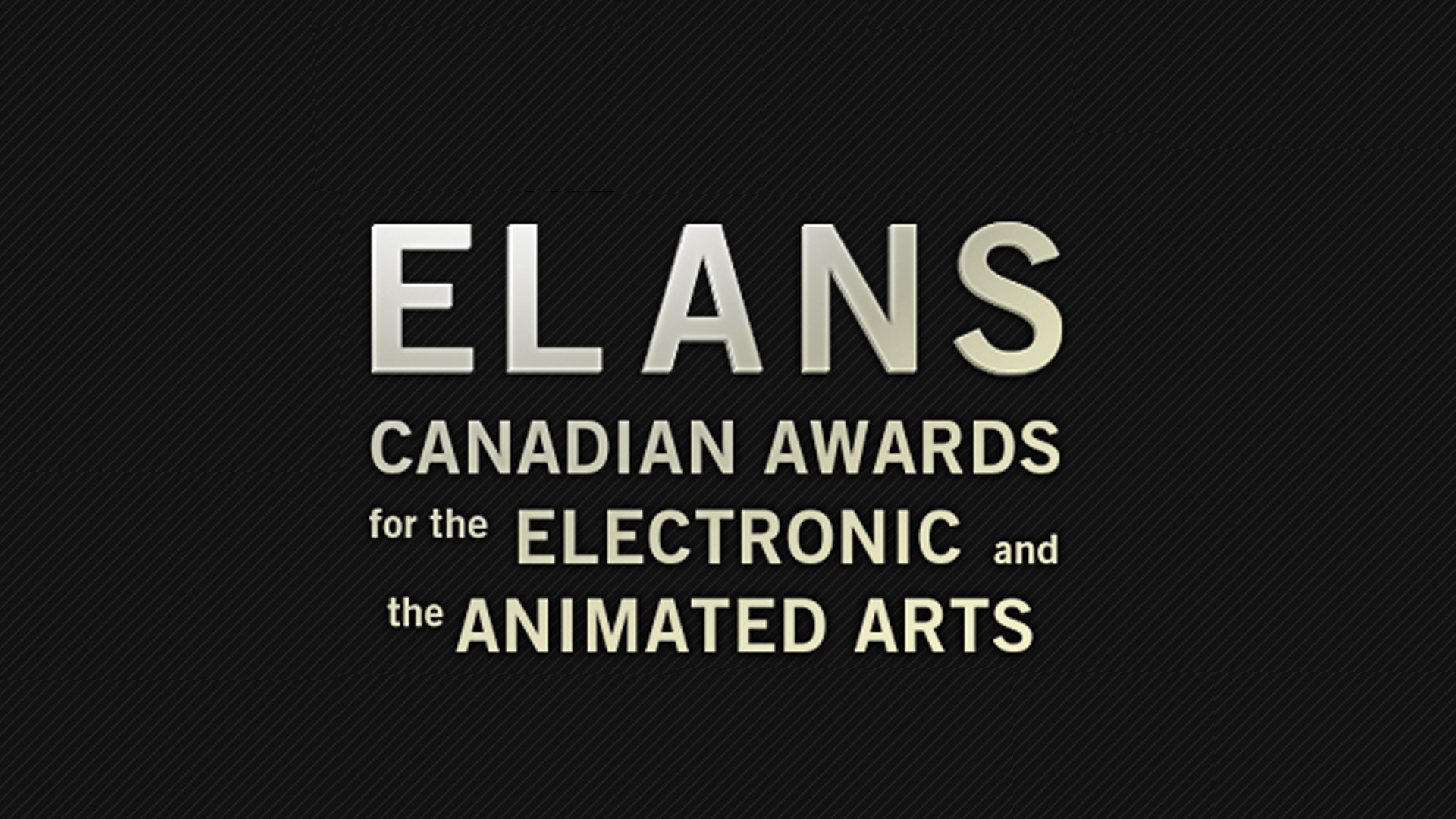 Canadian Awards for the Animated and Electronic Arts