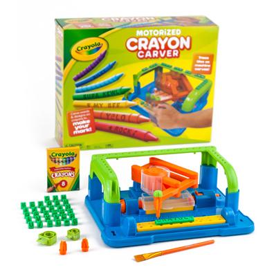 Crayon Carver  Parent's Choice Award Winner 2015