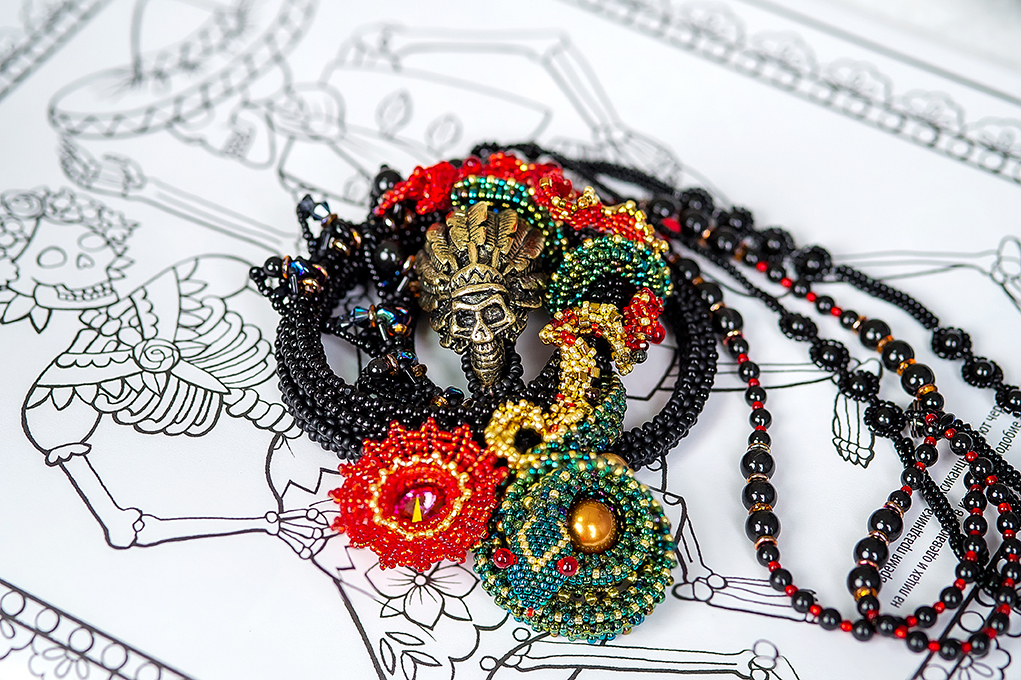 Tatiana Mykhalchenko - Prize: $20 Giftcard to a bead store