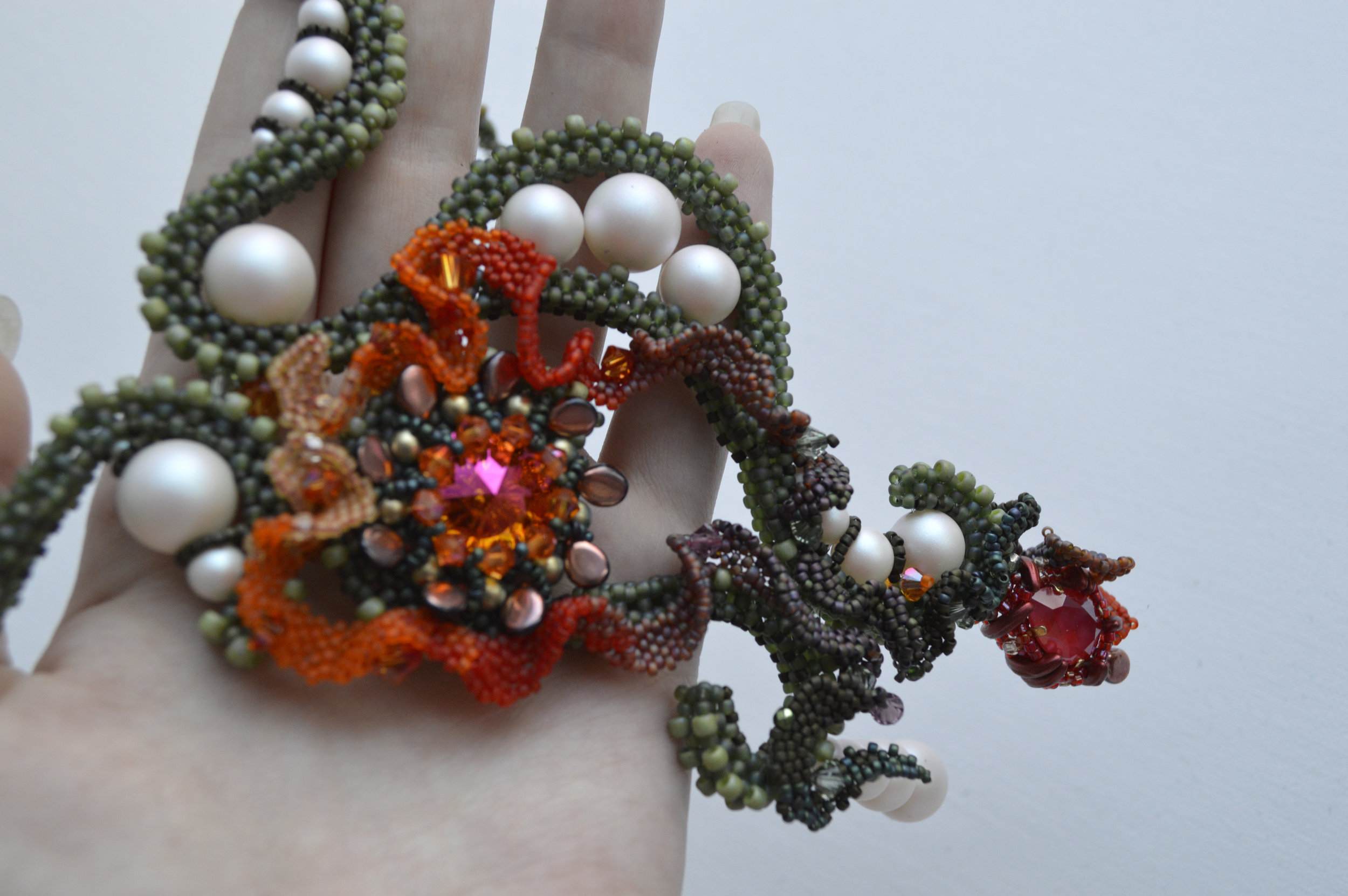 Marta Strelkina - Prize: $20 Giftcard to a bead store