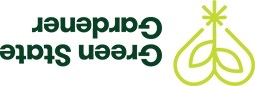 Ever seen a gardening company logo, on weeed?
