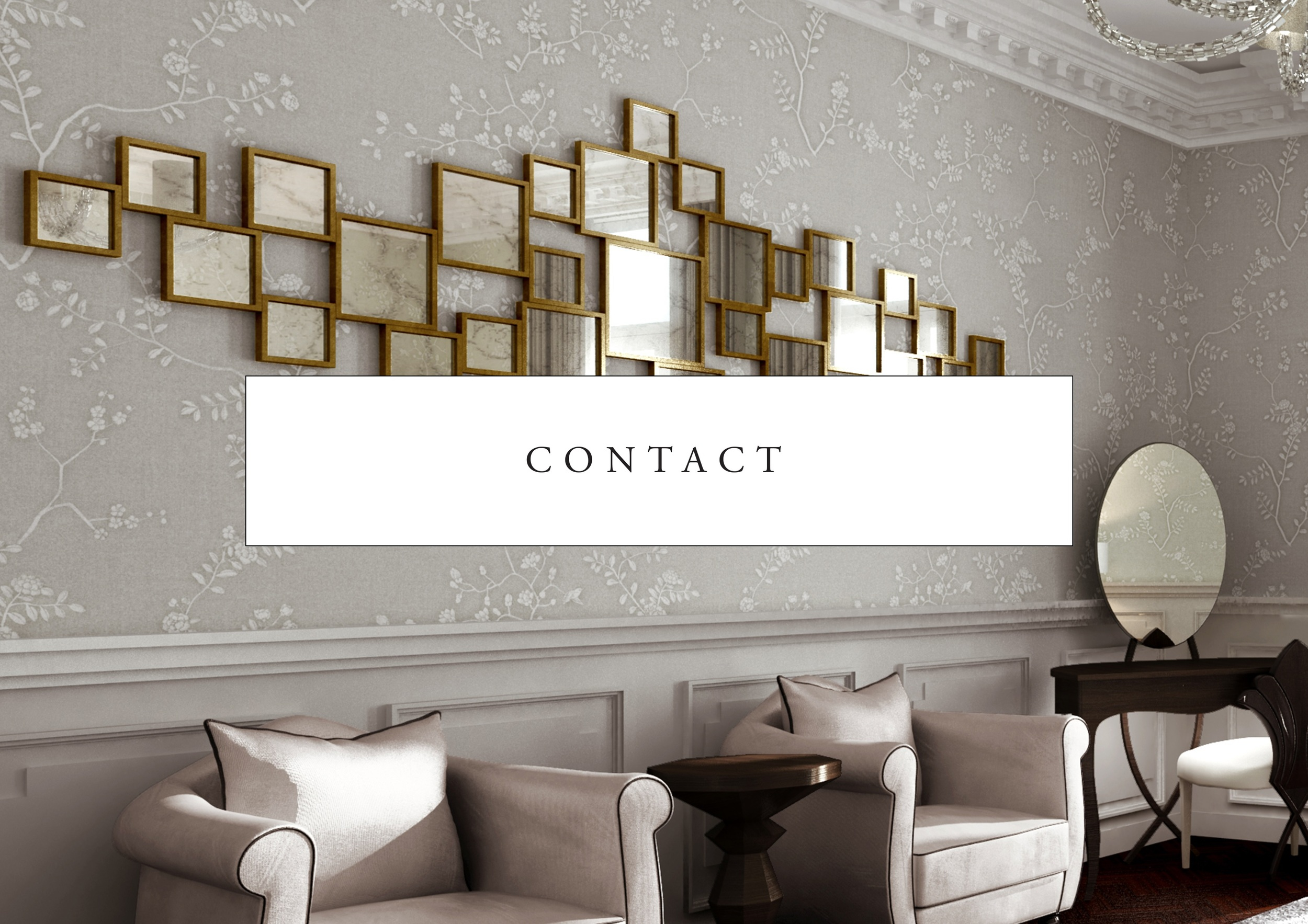 Contact | High-end London interior designer Jo Hamilton
