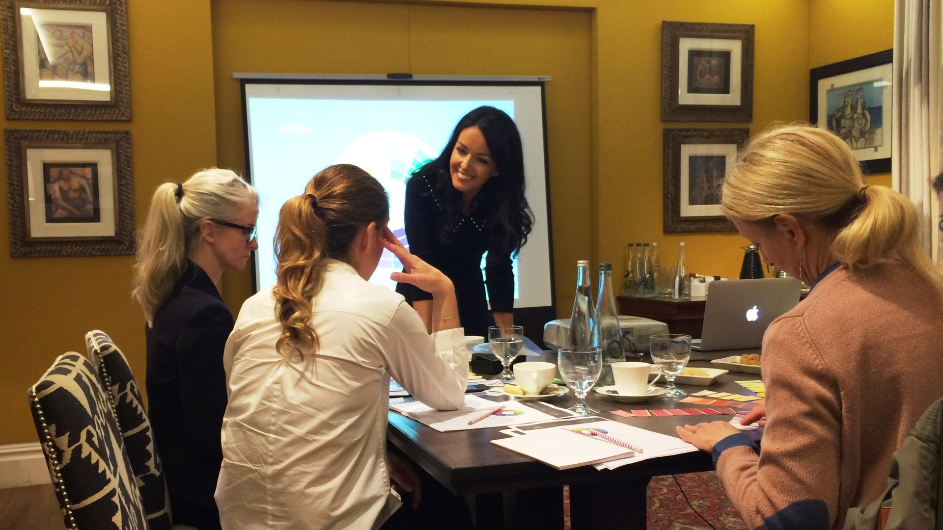 Interior design course with luxury designer Jo Hamilton