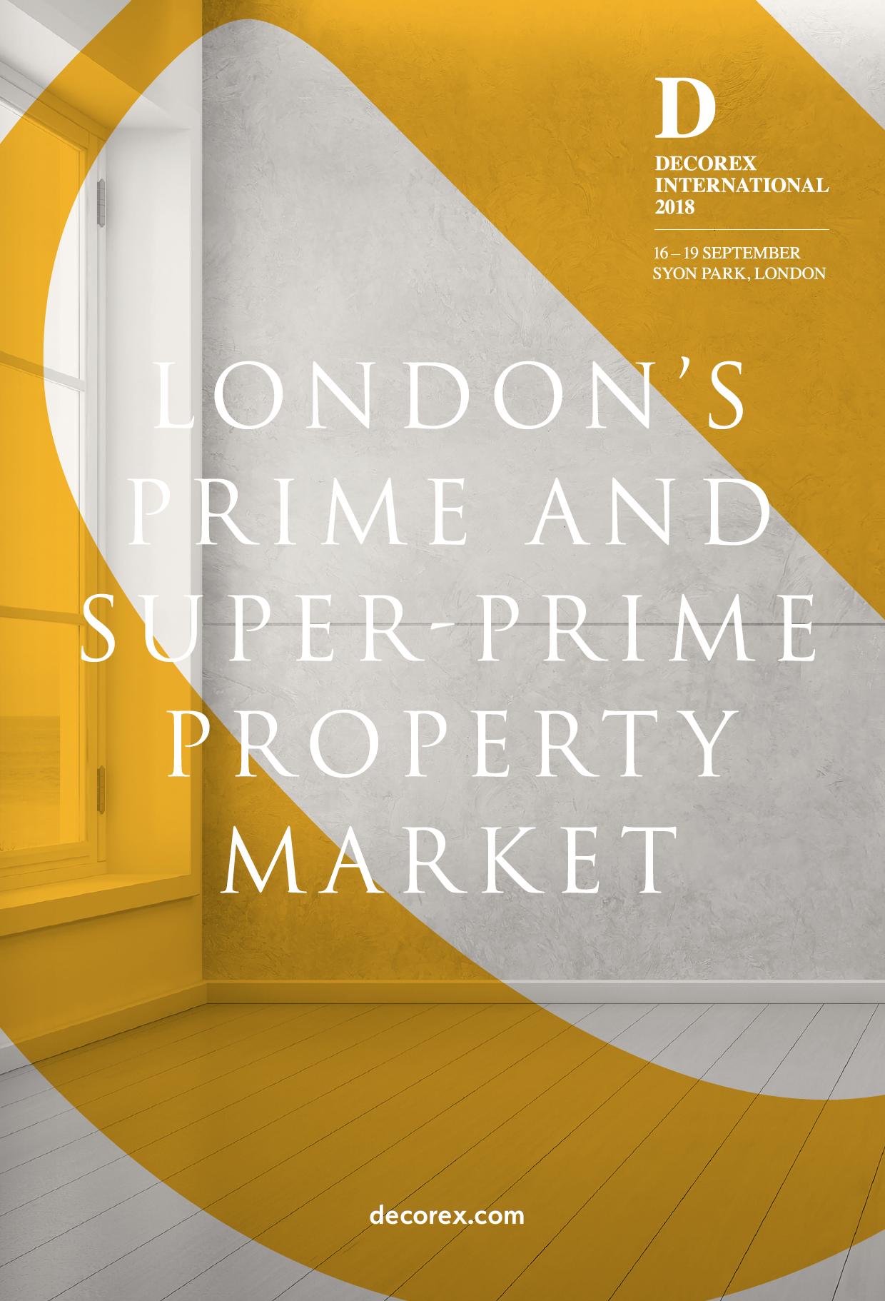 Decorex report featuring luxury interior designer Jo Hamilton