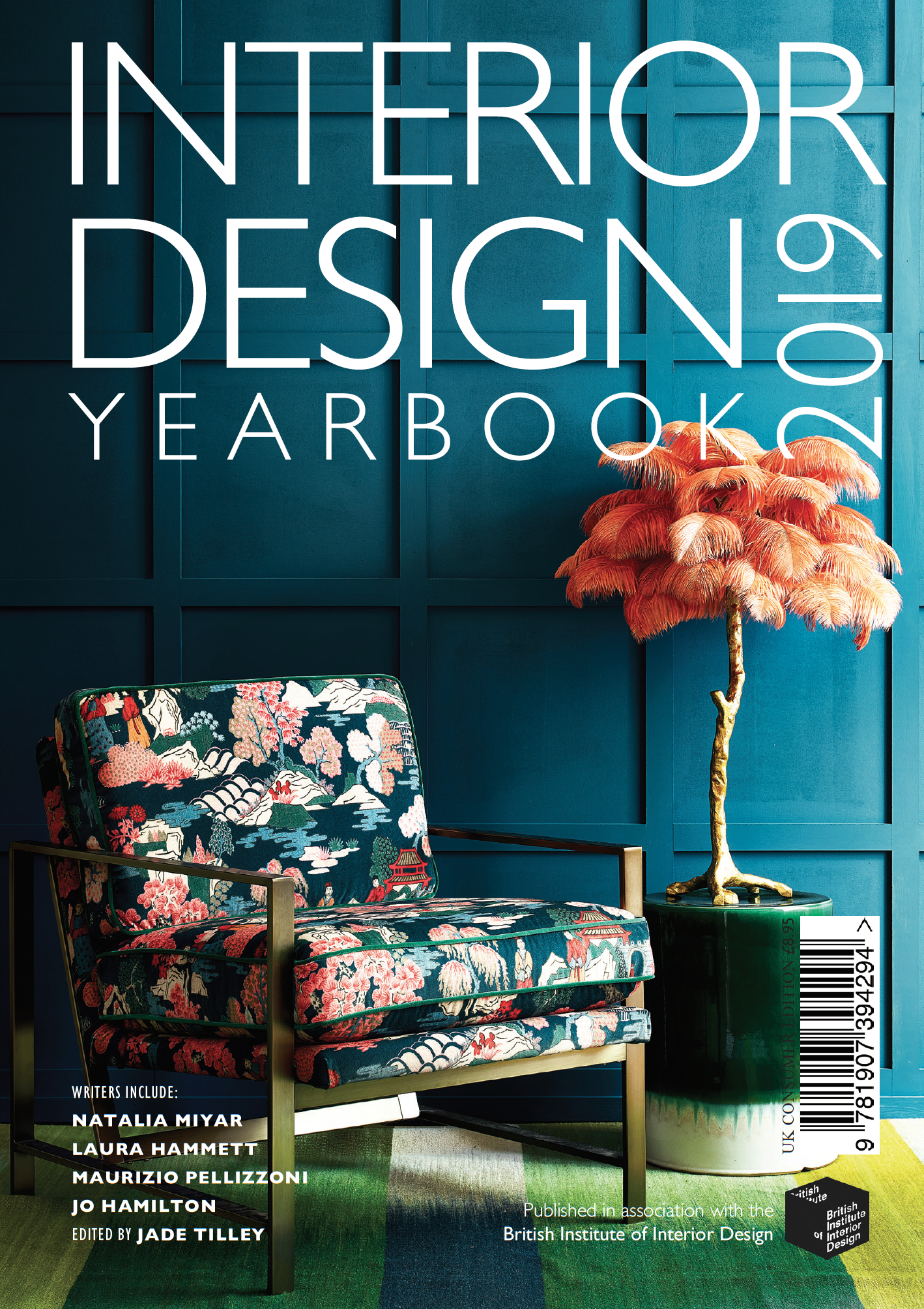 Interior Design Yearbook 2019 featuring luxury interior designer Jo Hamilton - consumer edition front.pdf