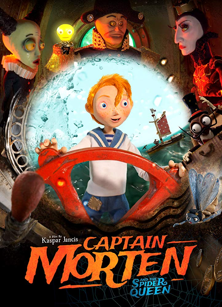 Captain Morten