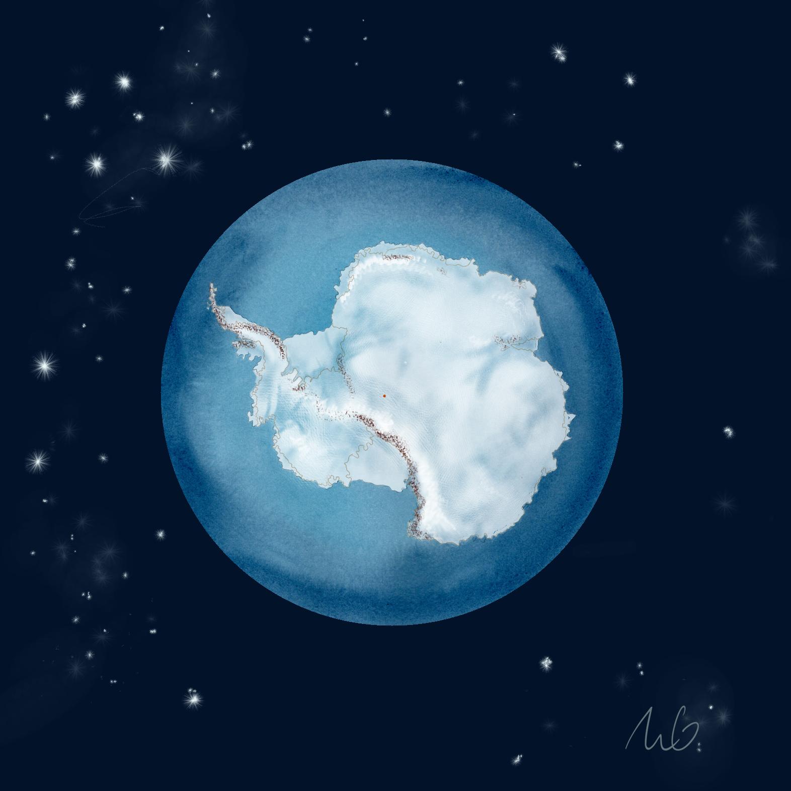 Antarctica space map.png