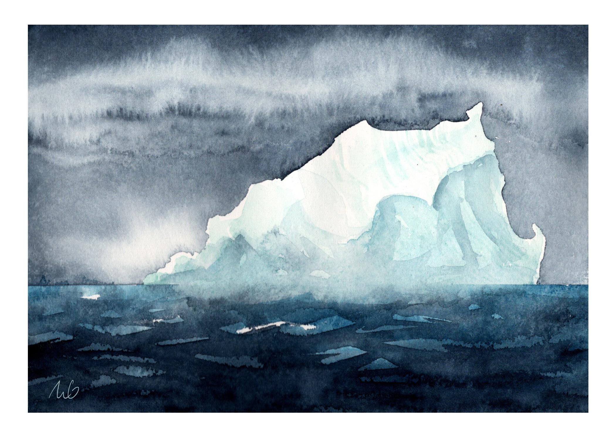 Iceberg 10