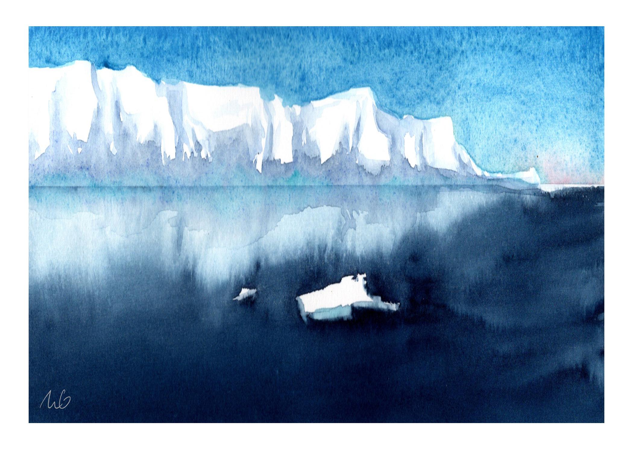 Ice Shelf 5