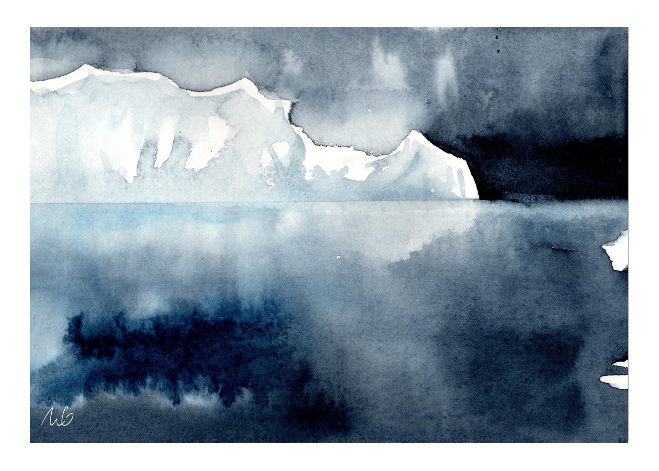 Ice Shelf 7