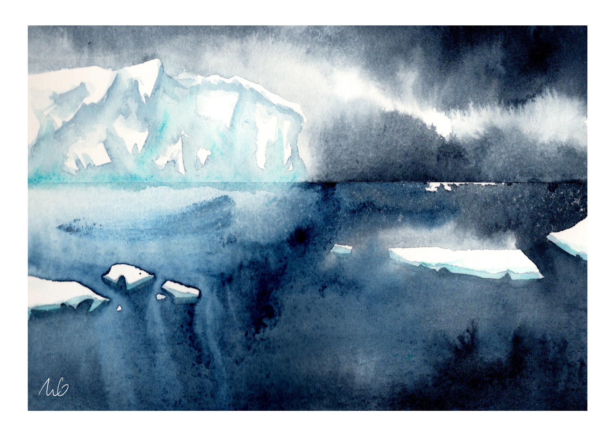 Ice Shelf 8