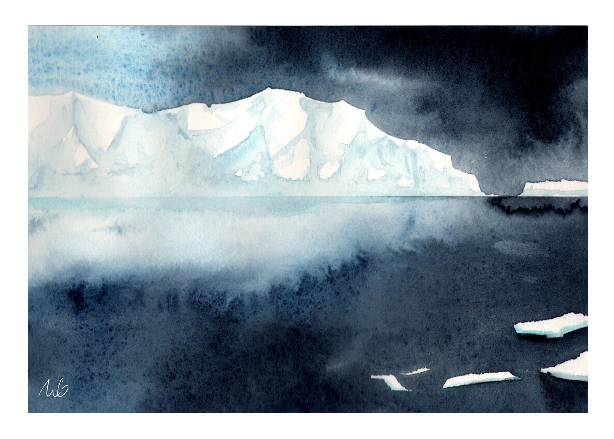 Ice Shelf 3