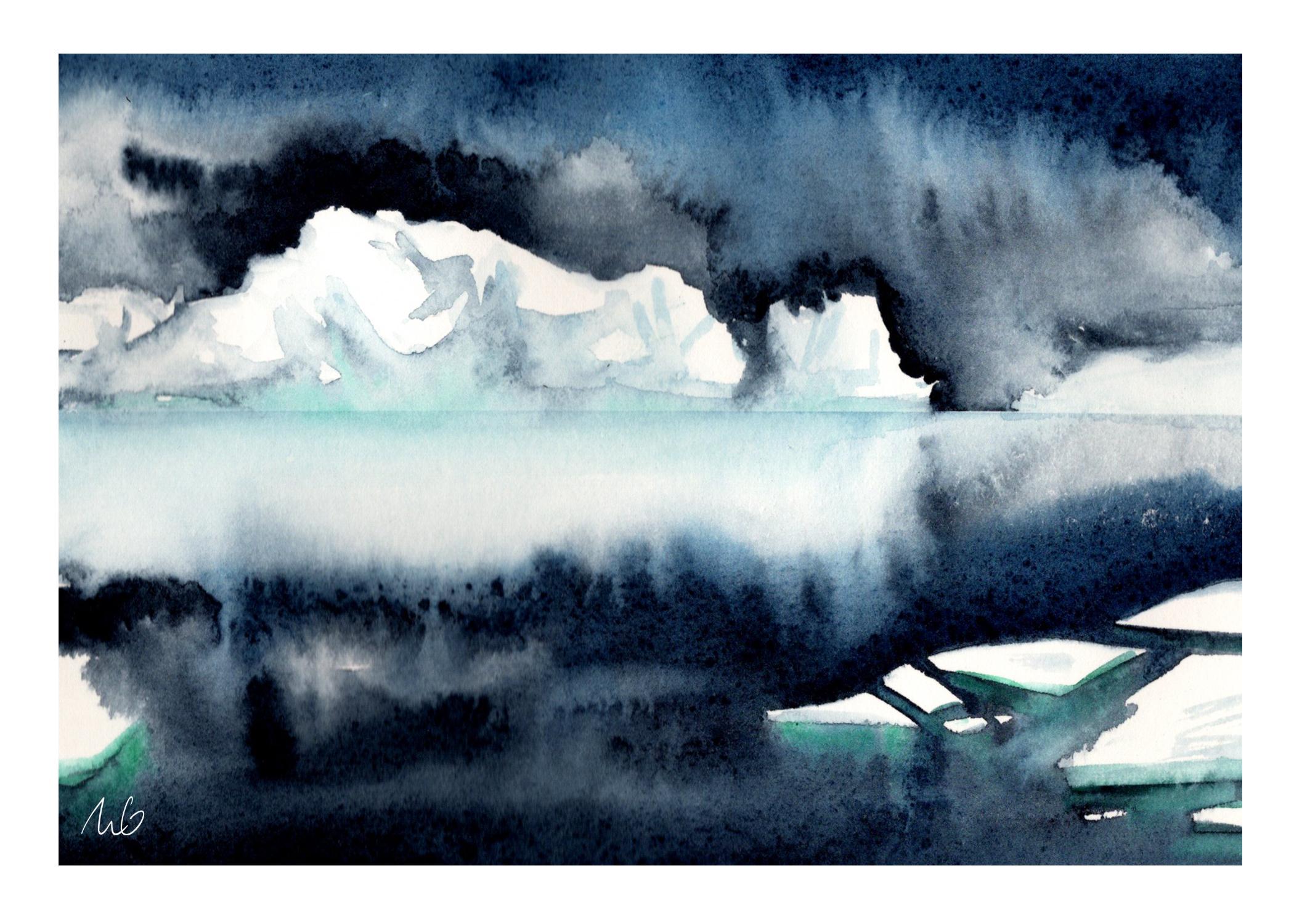 Ice Shelf 9