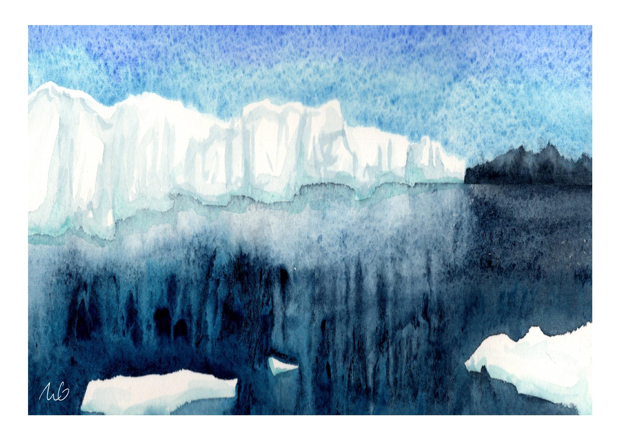 Ice Shelf 10
