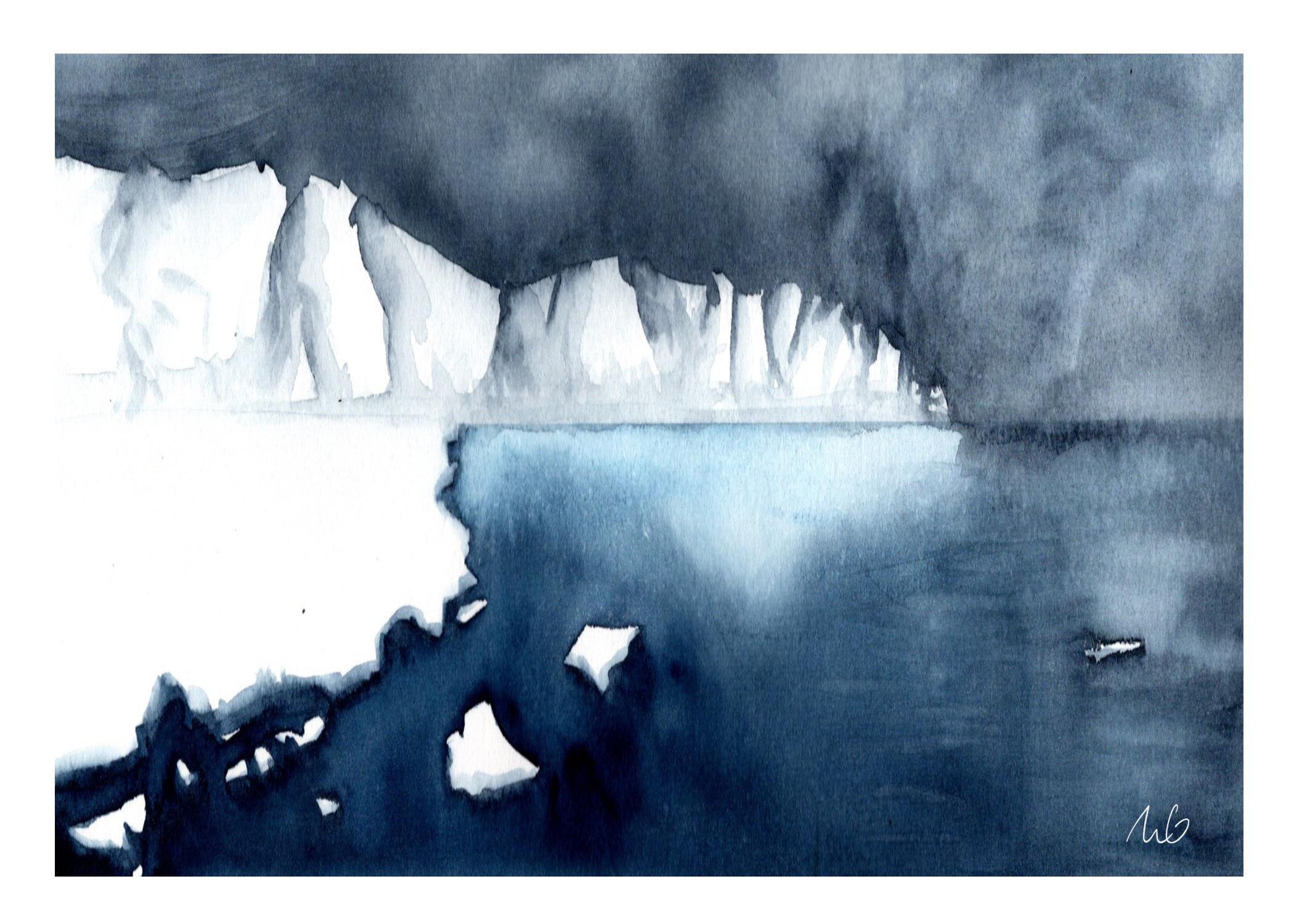 Ice Shelf 4