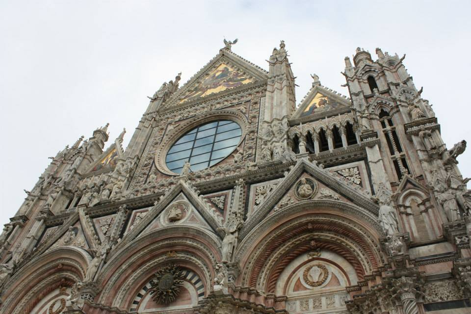 Siena Cathedral, 2014.