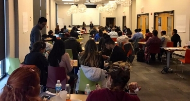 This weekend, 70 leaders from 10 Tennessee cities were trained to lead Neighborhood Defense Committees.