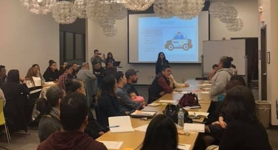 Organizational and community leaders came together to learn how to protect their communities against HB2315 this November.