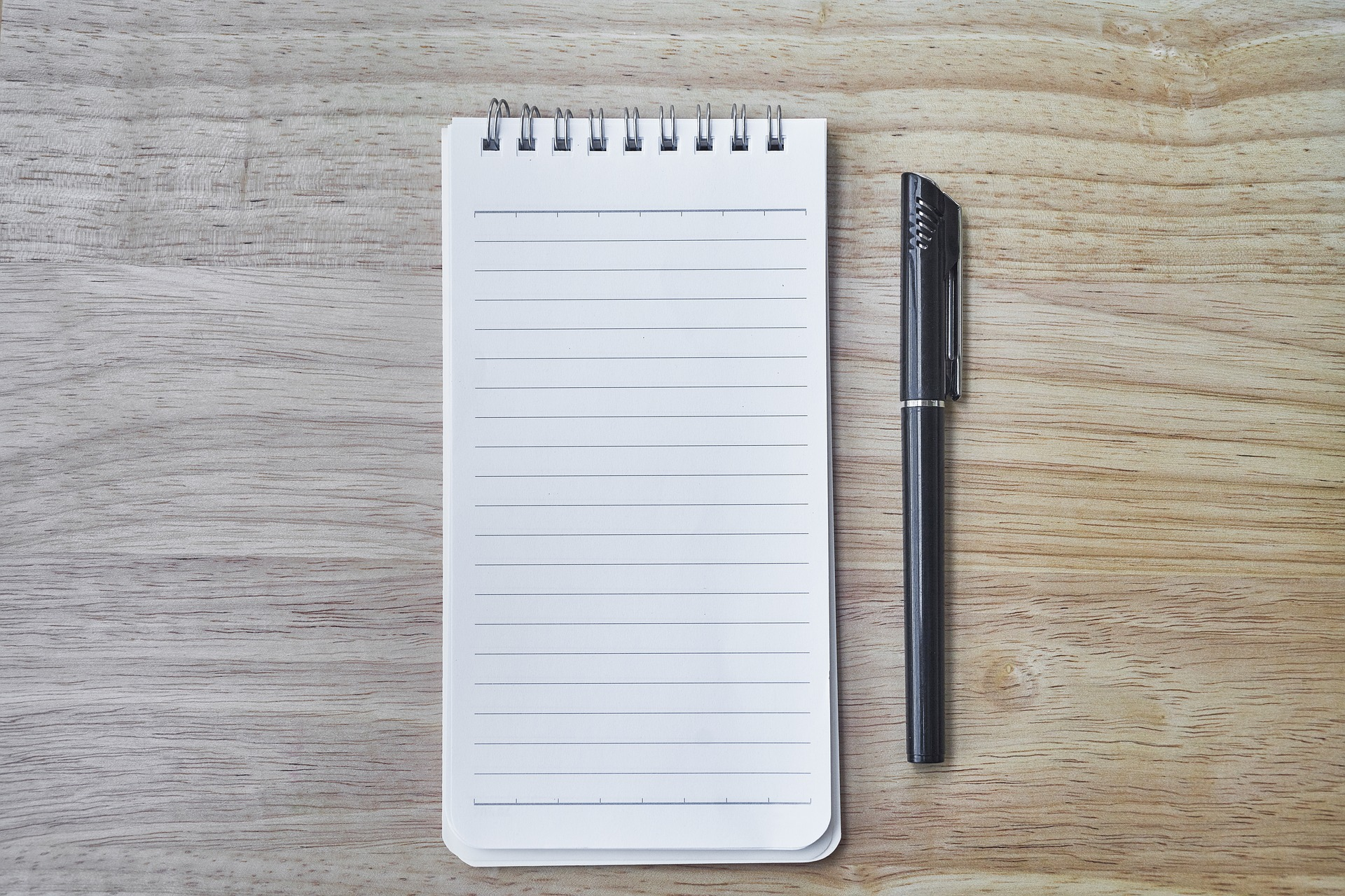 All you need to get started with therapeutic writing.