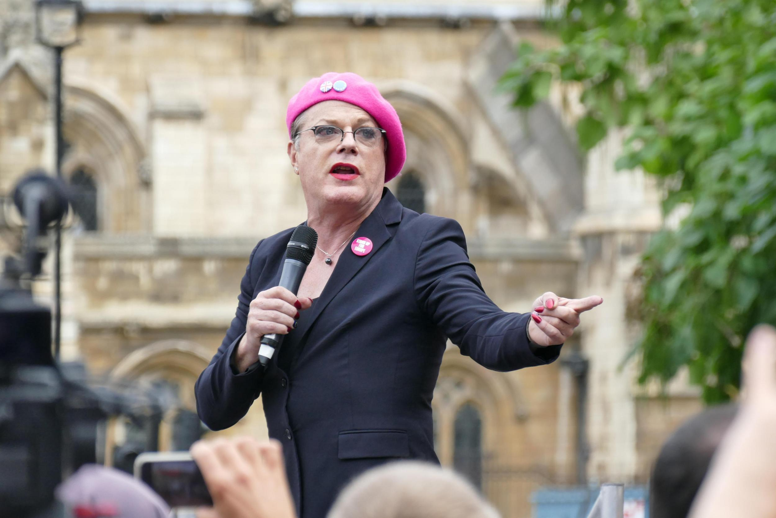 Eddie Izzard's open approach to cross-dressing and transvestism has put the practice into the public eye.