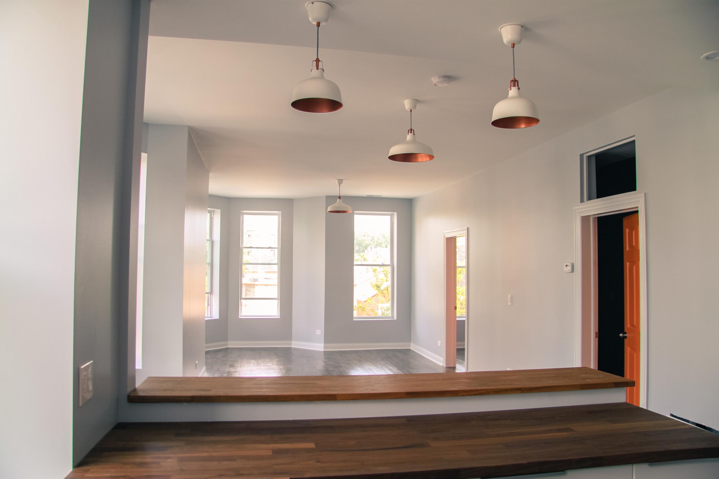 Carpenter Living Room View