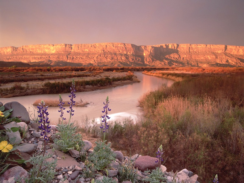 Big Bend Country - hike and soak in the beautiful scenery