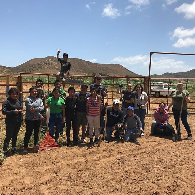 Mexico update: pastor Jake and our team are in San Vicente, Baja Mexico, and they are helping the local church there to prepare to put on a rodeo tomorrow! Please pray for the team, for the rodeo, and a list of prayer needs is on the last photo of this post.