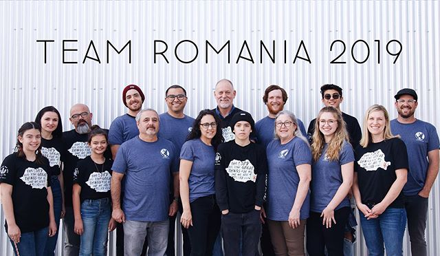 Join us tomorrow night at our House of Worship live recording! We'll be praying for team Romania that will be heading out on Friday morning. There will also be Yahwehs tacos available at 5:30pm! Come grab some yummy food, pray for the team and worship with us!! 🇷🇴